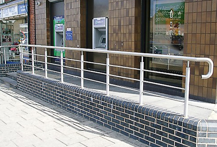 Stainless Steel Balustrade Birmingham West Midlands UK