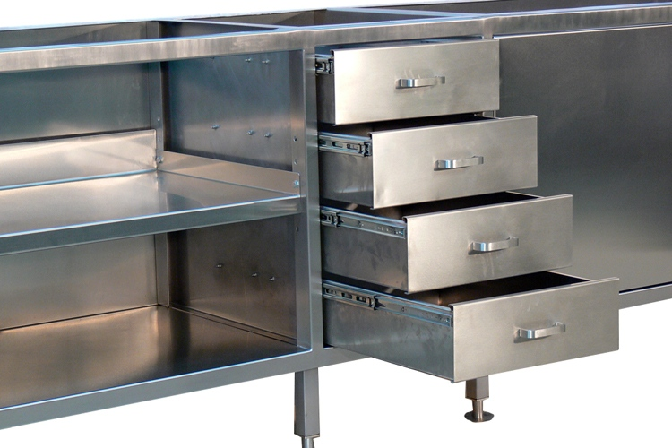 Stainless Steel Food Prep Equipment Kitchen Catering